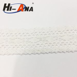 Stict QC 100% Wholesale Promotional Cotton Lace pictures & photos