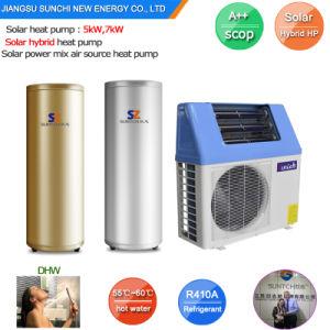 Vacuum Tube Solar Water Heaters 4.2kw 5.2kw 7.3kw pictures & photos