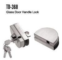 Glass Fitting Stainless Steel Glass Door Lock (TD-368) pictures & photos