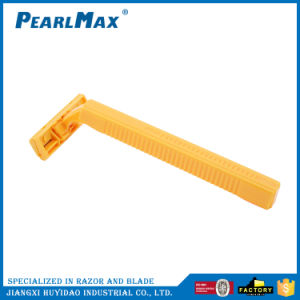 OEM Design Twin Blade Dispozible Razor in Many Color pictures & photos
