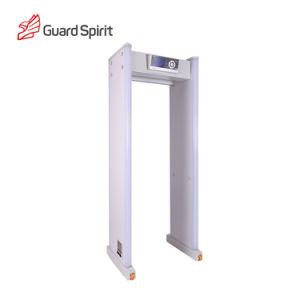 High Sensitivity 24 Zone Door Frame Security Body Scanner pictures & photos