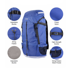 Outdoor Sports Gym Fitness Backpack Hiking Cycling Climbing Bag pictures & photos