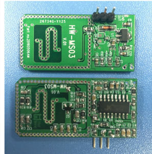 3.3V Output Doppler Motion Detecting Sensor Module (HW-MS03) pictures & photos