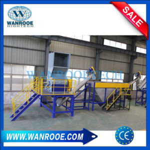 Hot Sale Plastic Recycle Washing Line pictures & photos