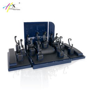Wholesale Revolving Watch Showcase Glass Display pictures & photos