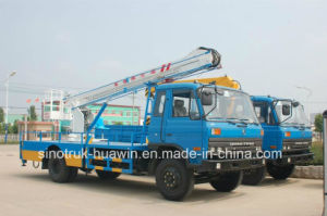 Folding Arm Truck Mounted Aerial Work Platform pictures & photos
