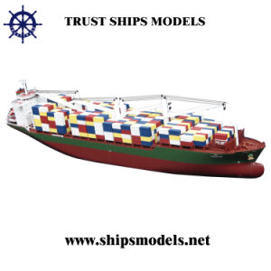 The Model of Container Ship pictures & photos