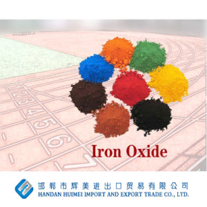 Factory Price/Red Powder/Black/Yellow/Green Powder/Iron Oxide pictures & photos