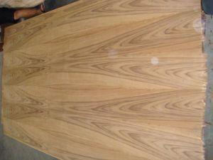 Teak Fancy Plywood in Natural Veneer
