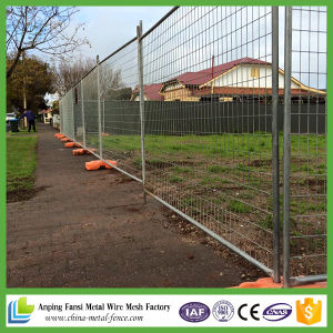 Australia Standard 2.1X2.4m Temporary Fencing pictures & photos