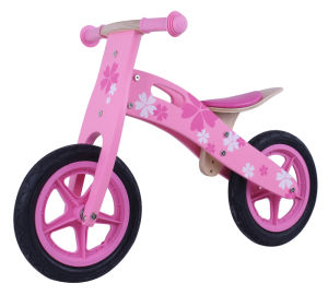 Specifical Customized Wooden Baby Bike/Balance Bicycle pictures & photos