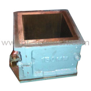 Cast-Iron Split Concrete Testing Mould pictures & photos