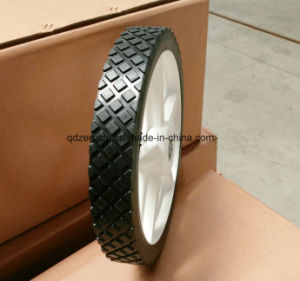 12X1.75 Inch Plastic Wheel for Mowers pictures & photos