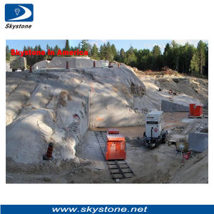 Diamond Wire Saw Machine for Granite and Marble Quarry pictures & photos