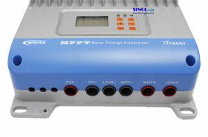 Itracer Series 12V/24V/36V/48V, 60A MPPT Solar Controller Regulator with DC Load Output (IT6415ND) pictures & photos