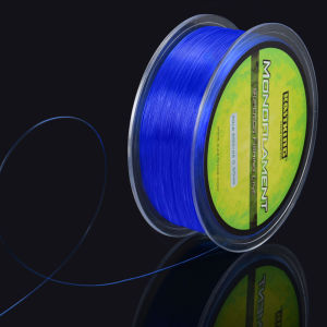 Wholesale Different Color Nylon Monofilament Fishing Line pictures & photos