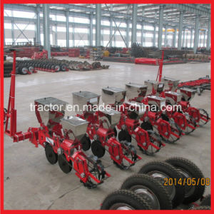 Soya Beans/Corn Seeding Machine with Fertilizer Spreader, Planter pictures & photos
