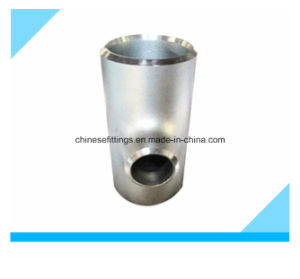 B16.9 Bw Seamless Stainless Steel 321 Tee pictures & photos