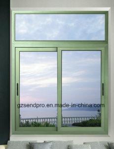 Hot Selling Interior Aluminum Sliding Glass Office Window