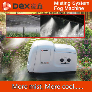 Dex-222 Super Silent Misting Cooling Systems for 30m2 to 100m2