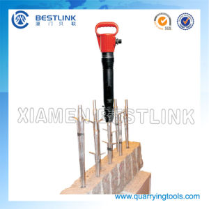 Pneumatic Rock Splitter for Breaking Stone Quarry pictures & photos