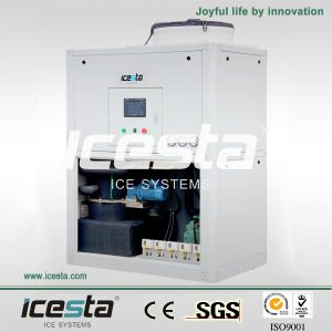 Icesta 1ton Commercial Tube Ice Making Machines pictures & photos