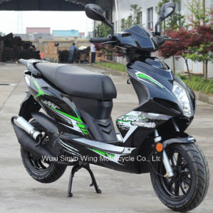 New Sticker 2 Stroke Hot Sell 125cc Scooter pictures & photos