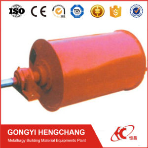 China Manufacture Foundry Sand Rotary Magnetic Drum Separator pictures & photos