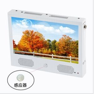 7 Inch Metal Case Digital Photo Frame with Montion Sensor pictures & photos