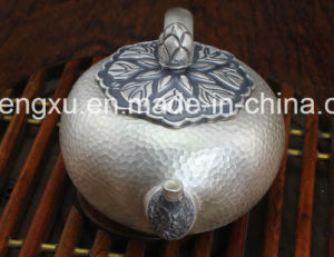Chinese Popular Silver Using & Artwork Drinking Tea-Pot SX-S2-908 pictures & photos
