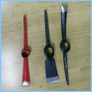 High Quality and Low Price Steel Forged Pickaxe pictures & photos