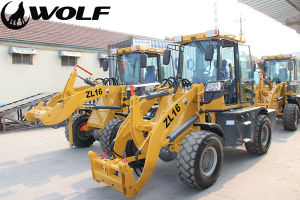 Mini 1.6t Loader Zl16f Mini Loader pictures & photos