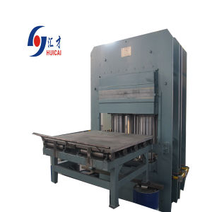 Rubber Mat Hydraulic Press Machine pictures & photos
