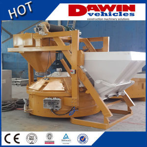 Famous Heavy Duty Stationary 500 Liter Electric Motor Vertical Shaft Concrete Mixer pictures & photos