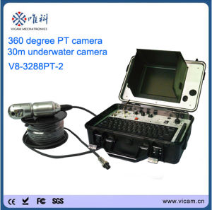 Battery Powered Wireless 360 Degree Underwater Inspection Camera pictures & photos