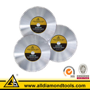 900mm Brazed Diamond Band Saw Blade for Wall pictures & photos