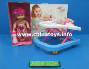 "New Toy 16""Soft Boy Baby Doll with 4 IC (864436) pictures & photos"