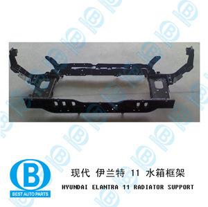 for Hyundai Elantra 2011 Radiator Support