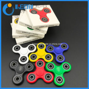Hot Sale 2017 Tri-Spinner Fidget Spinner pictures & photos