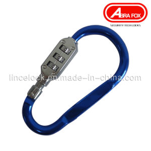 Combination Luggage Lock, Aluminium Alloy Colour Design (522) pictures & photos