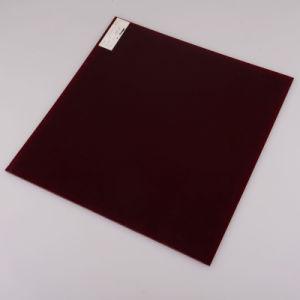PVC Plastic Rigid Sheet Black pictures & photos
