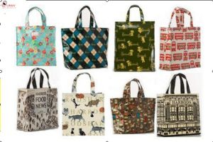 Shopping Cart Bag, Cute Tote Bag (UNW-0228-03)