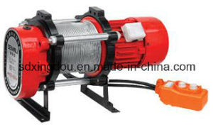 0.5 Ton 1 Ton 2 Ton 3 Ton 5 Ton 8 Ton 10 Ton 15 Ton 16 Ton 20 Ton Electric Hoist pictures & photos