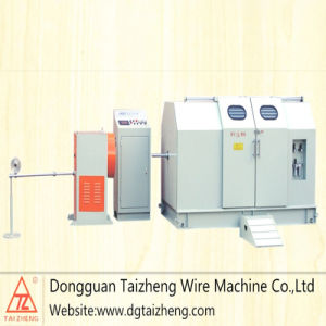 Single Wire Twisting Bunching Machine pictures & photos