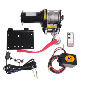 ATV Winch Hc2000 Trailer Winch pictures & photos