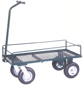 Garden Dragging Wagon pictures & photos