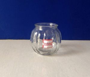 200ml Pumpkin Shape Glass Candle Jar Candle Holder pictures & photos