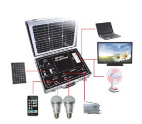 500W Portable Energy Solar Generator System pictures & photos