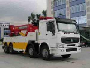 HOWO Heavy Duty Towing Truck pictures & photos