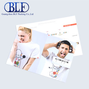 Cheap Custom Color Printing Flyer Manufactures (BLF-F039) pictures & photos